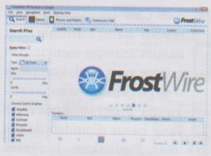 Frost wire
