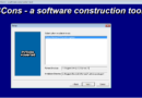 Download SCons A software construction tool