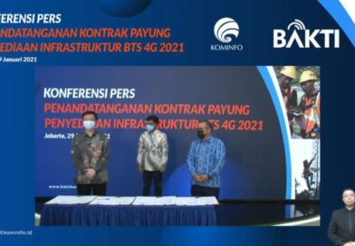 Kemenkominfo Luncurkan Program Konektivitas Digital 2021